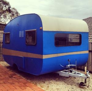 My little caravan