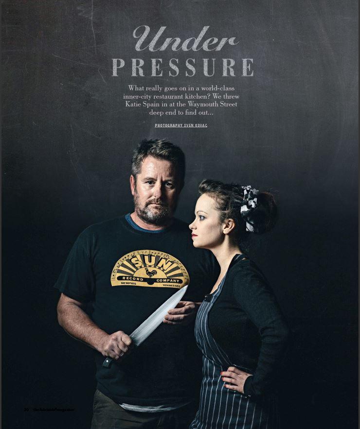 Under pressure 1